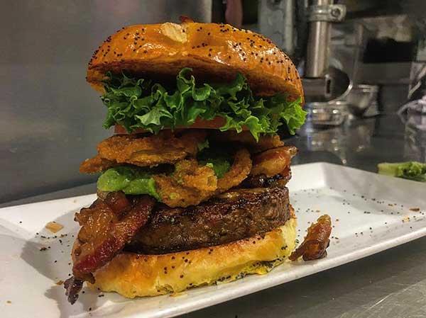 Barley-Creek-Brewing-Company-gouda-avocado-bacon-burger