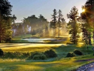 Country-Club-at-Woodloch-Springs-early-morning