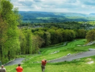 Country-Club-of-the-Poconos-overlooking-mountains