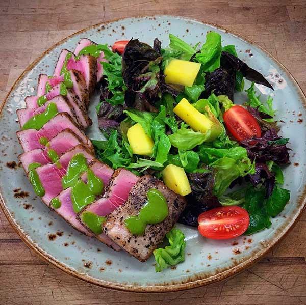 Dyberry-Forks-Farm-to-Table-Honesdale-sashimi-tuna-salad