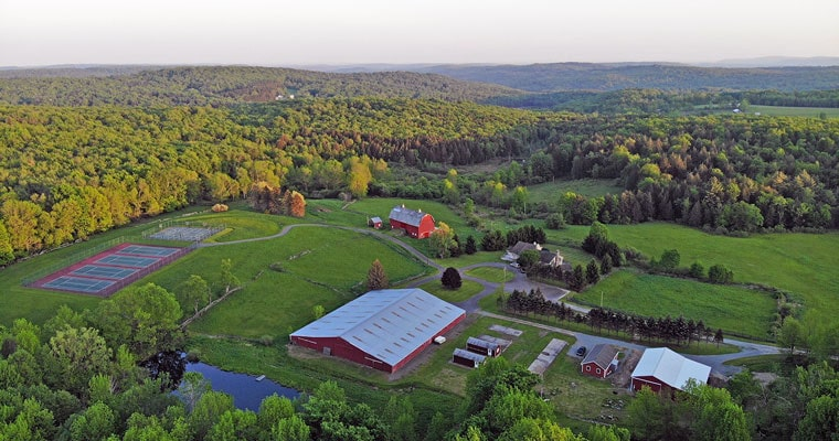 Equestrian-House-Vacation-Rentals-aerial-view