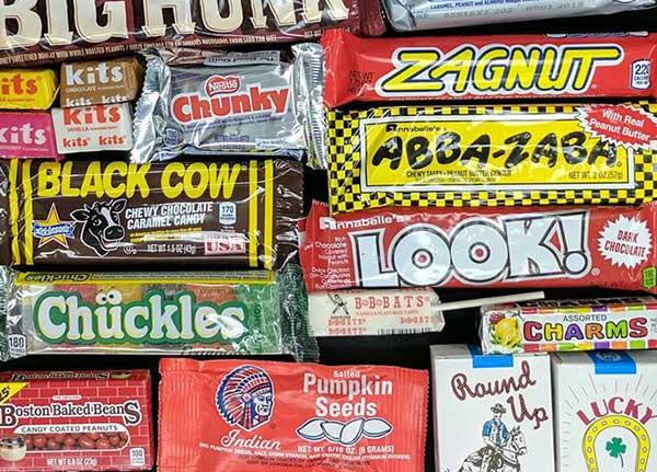 Grandpa-Joe's-Candy-Shop-selection-of-nostalgic-candy