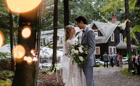 Historic-Watres-Lodge-bride-and-groom
