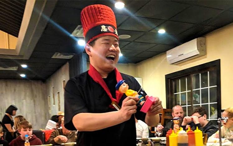 Ichiban-Hibachi-Bartonsville-hibachi-chef