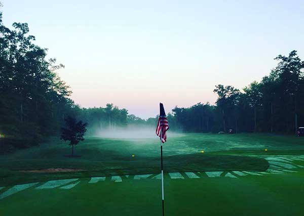 Jack-Frost-National-Golf-Club-flag-on-the-green