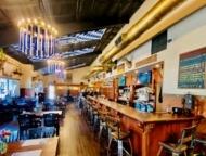 Nurnberger Bierhaus dining room and bar