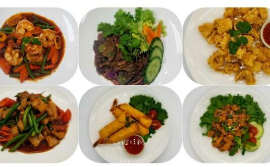 phu thai611 six dishes