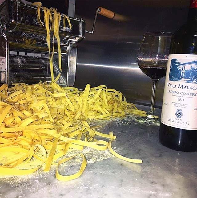 Ravyn-&-Robyn-Italian-Food-&-Wine-making-pasta
