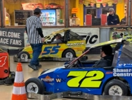 interior racetrck