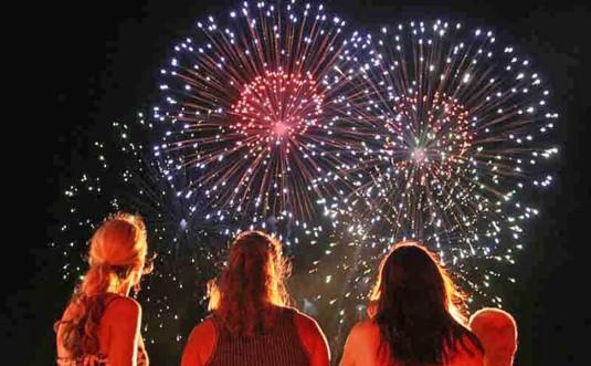 Shawnee-Mountain-4th-July-Fireworks