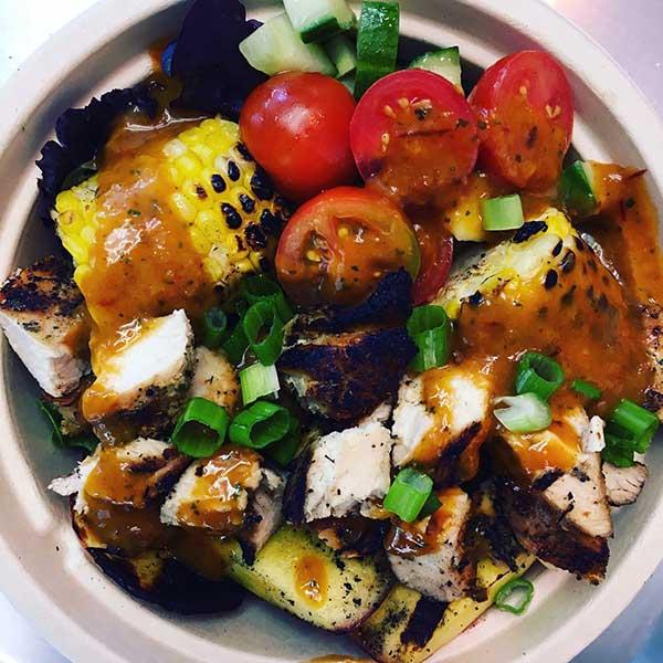 Chicken Salad Lunch Bowl