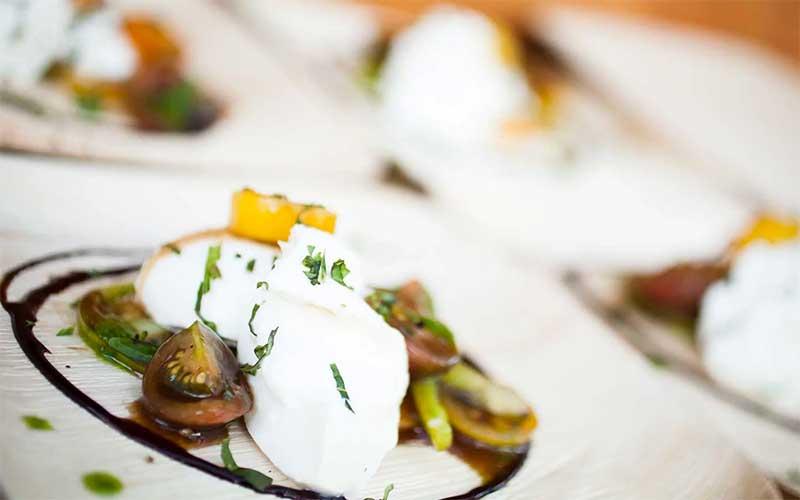 TREE Restaurant Woodloch Lodge poached eggs