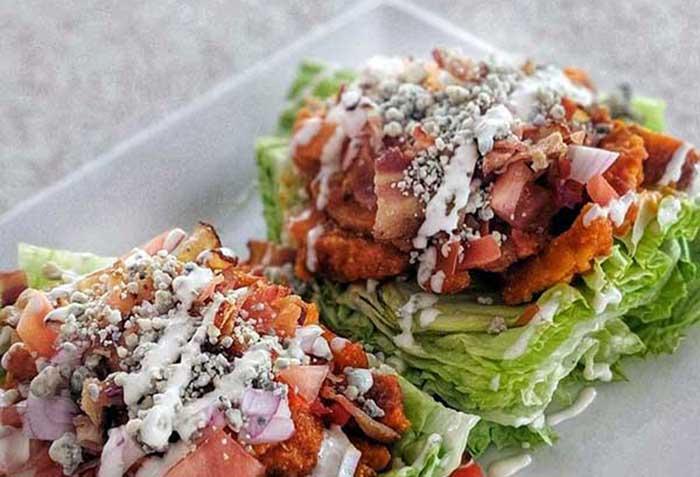 Village-Diner-Milford-chicken-wedge-salad