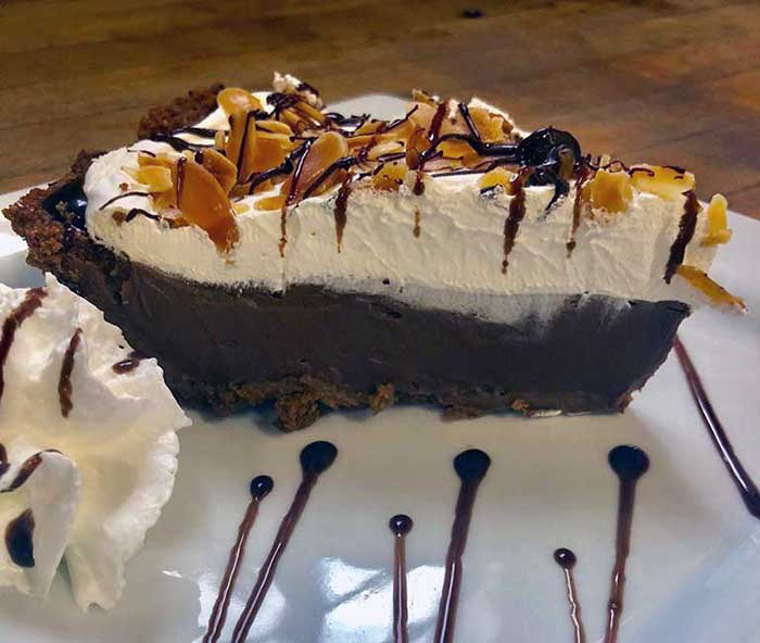 Village-Diner-Milford-mexico-chocolate-pie