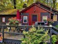 babbling brook cottages fireside pines cottage