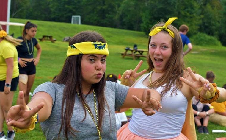 camp-pocono-trails-color-war-girls