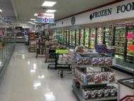 inside of dave's super duper frozen food aisle