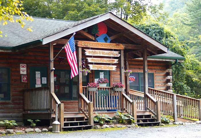dingmans-campground-camp-store