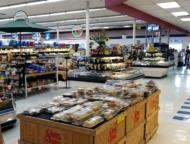 inside of market