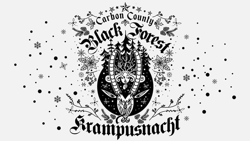Black-Forest-Krampusnacht-Festival poster