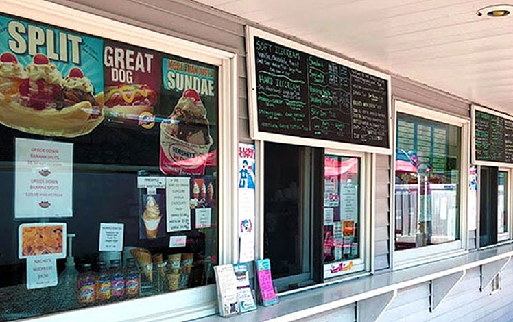 gresham's-ice-cream-shop-pick-up-counter-and-signs