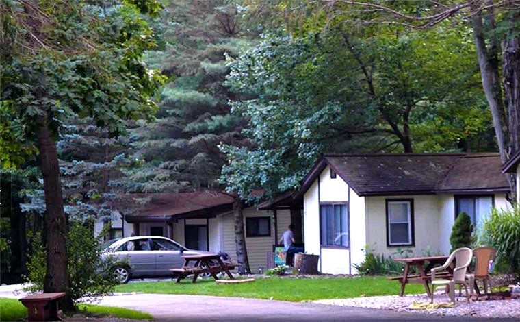 hemlock campground and cottages