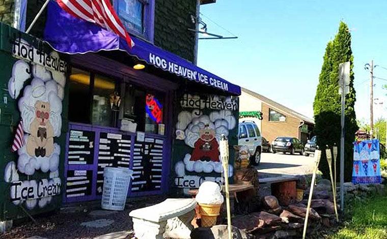 hog-heaven-ice-cream-lake-harmony-front-stand