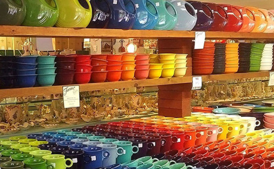 holley-ross-pottery-fiestaware-shelves