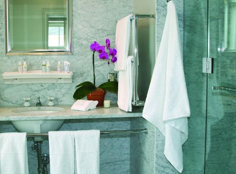 hotel fauchere bathroom milford pa pocono