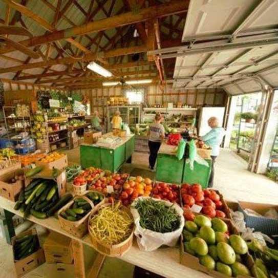 howell's-farm-market-greentown-inside
