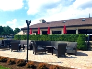 jack's grille exterior and patio