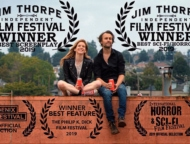 jim thorpe independent film festival poster