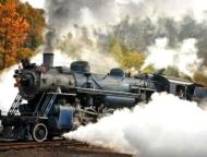 steam locomotive 425