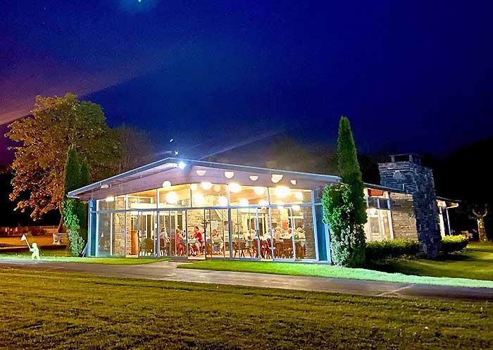 lukan's farm resort glass house
