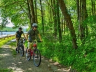 mauch-chunk-lake-campground-bike-trail