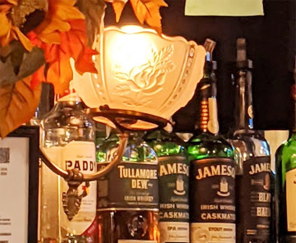 molly-maguire's-pub-and-steakhouse-bottles-on-bar-jameson's