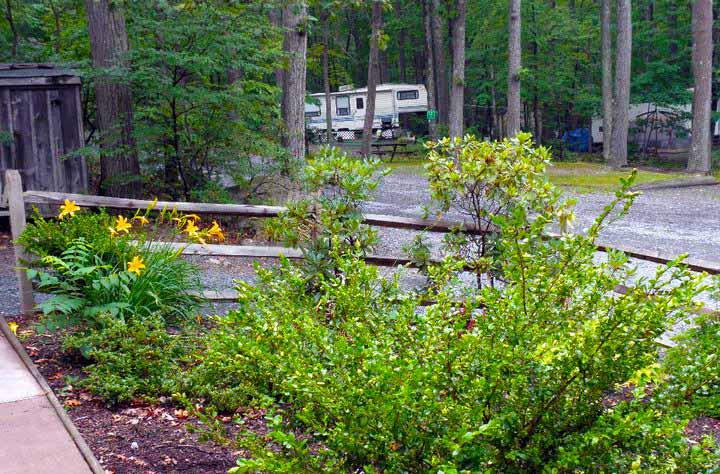 mount-pocono-campground-RV-spots