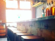 the bar at notch 8 craft house