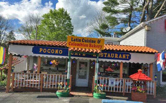 pocono-cafe-latin-cuisine-exterior