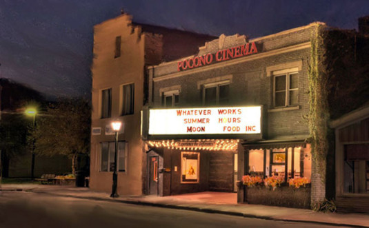pocono-cinema-marquee-building