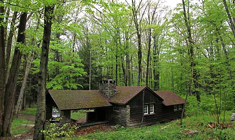 promised-land-state-park-cabin-in-the-trees