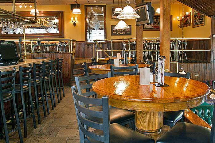 shenanigans-of-lake-harmony-tables-in-bar-area