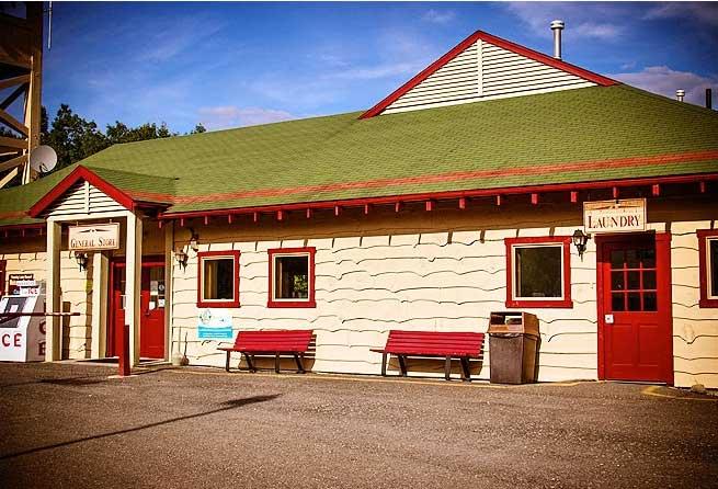 timothy lake south rv general store