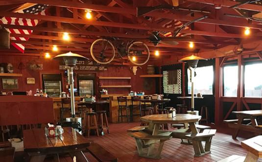 waymart-hotel-bbq dining room
