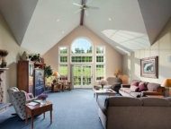 woodloch-springs-house-rental-living-room-fireplace
