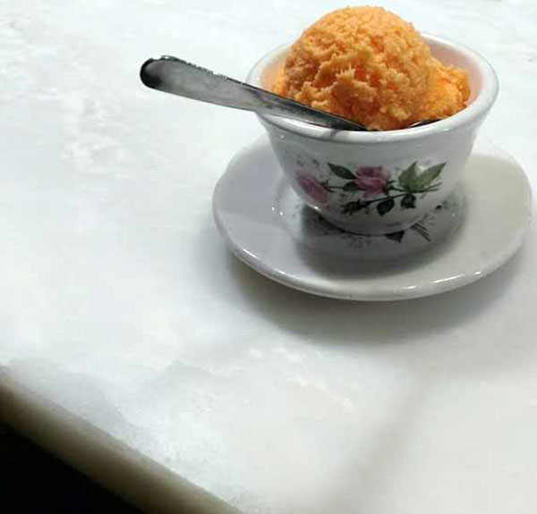 zoes-ice-cream-emporium-orange-sherbet-in-china-cup